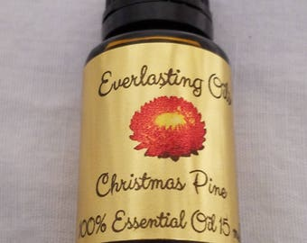Christmas Pine Essential Oil