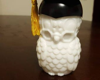 Avon Owl Graduate Cologne Bottle