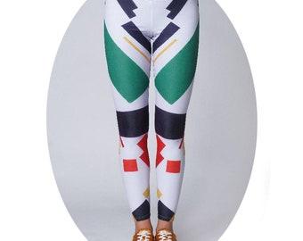 Colorful leggings, Festival leggings, Sexy leggings, Yoga leggings, Unique leggings, Yoga Pants, Gym Leggings, Workout Leggings, Meditation