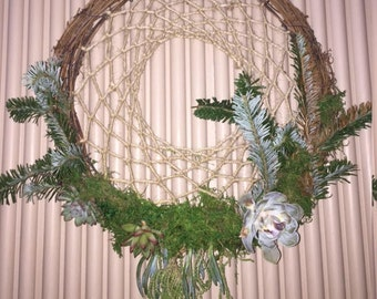 Dream Catcher Wreathe