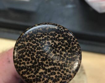 Hand Turned Palm wood Wine stopper