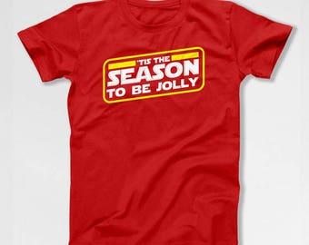 Funny Holiday Shirt Christmas T Shirt Xmas Gift Ideas Merry Christmas Happy Holidays Xmas Present Jolly TShirt Mens Ladies Tee TEP-404