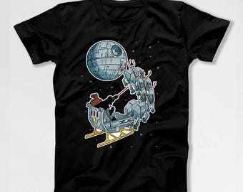 Funny Christmas T Shirt Movie Shirt Santa Claus Xmas Outfits Reindeer TShirt Holiday Gift Ideas For Men Christmas Clothing X-Mas TEP-577