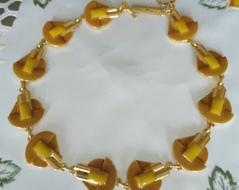 Pierre Cardin vintage 1970 necklace in excellent condition