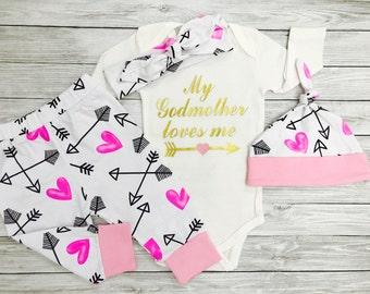 Goddaughter Gifts, Goddaughter Baptism, Goddaughter, Goddaughter Gift From Godmother, Goddaughter Shirt, Goddaughter Godmother