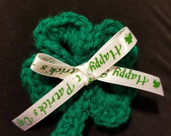 Shamrock Lapel Pin/St. Patrick's Day Pin