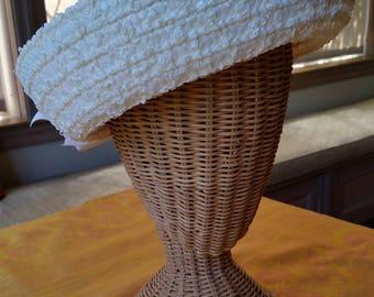 Clover Lane Straw Breton Hat