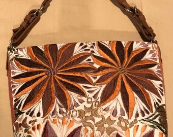 Huipil Sunflower Shoulder bag