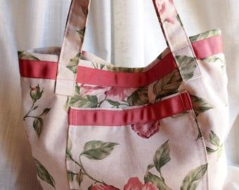 Wilde Rose Bag-dark pink