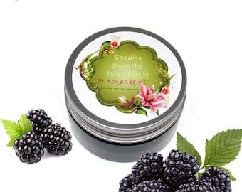 Blackberries Jam, Organic Jam, Homemade Jam from the Elven Forest