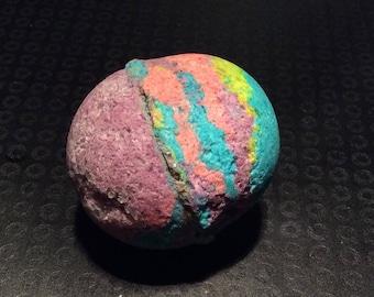 Neon Multicolor Bath Bomb - 3.25 oz