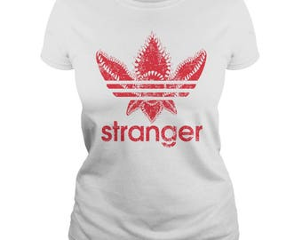 Stranger Things Adidas Demogorgon T-shirt