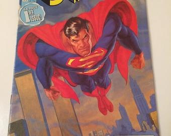 Superman the man of steel (DC) #1 1991