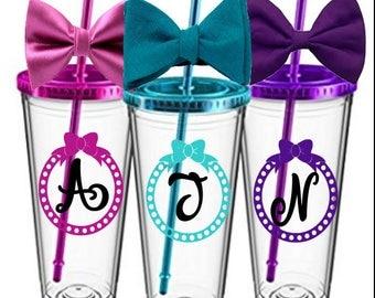 Personalized Tumbler, Customized Tumblers, Plastic Tumbler, Bachelorette Tumbler, Bridesmaids Gift, Office Gift, College Dorm Gift