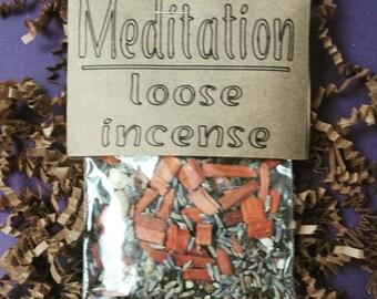 Meditation Loose Incense