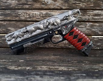 Destiny 2 Rat King Exotic Sidearm - Replica Cosplay Weapon