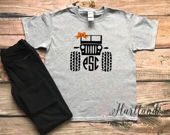 Girl Jeep Shirt- Jeep Shirt- Kid Jeep Shirt- Kid Jeep Tee- Girl Jeep Tee- Jeep Tee