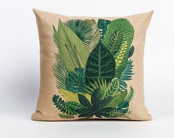 Botanical Cushion Covers