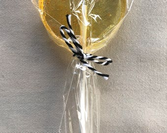 5 Lemon Cayenne Lollipops