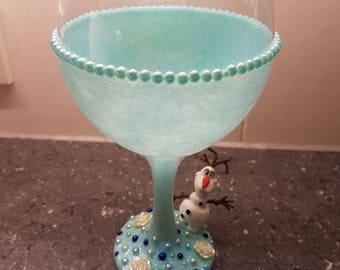 Olaf chrachter wine glass
