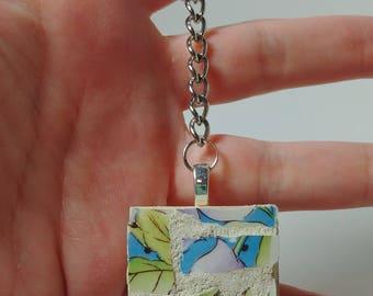 Handmade Mosaic Keychain