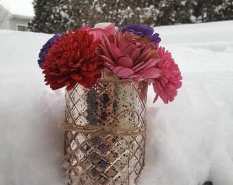 Twisty's Love Sola Wood Floral Arrangement
