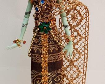 monster high Thai dress no. 2