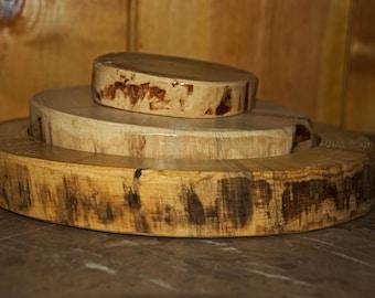 Rustic wood creations