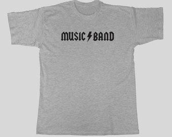 Music Band Steve Buscemi 30 rock men's T-shirt