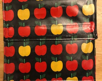 Reusable Snack bag Apples