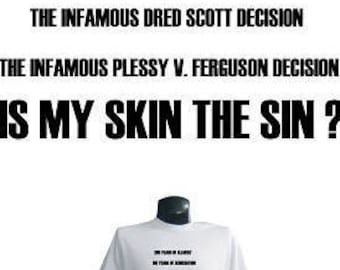 Is My Skin The Sin Novelty T-Shirt