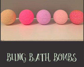 Bling Bath Bombs