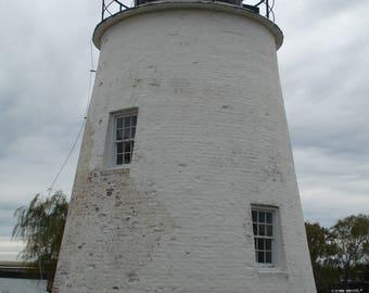 Lighthouse Counted Cross Stitch Pattern