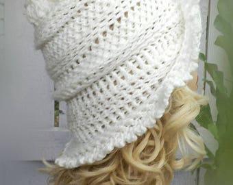 Crochet Hat Crochet Adult Hat, Crochet Beanie Hat Crochet Beanie Hats for Women, Crochet Boho Beanie Hat Womens Beanie, Lisa Hat