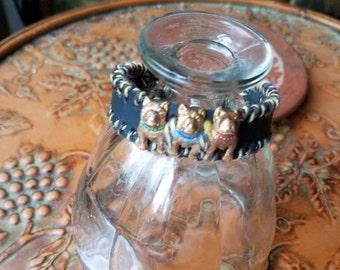 Bully love neutral bracelet French Bulldog Pitbull BostonTerrier