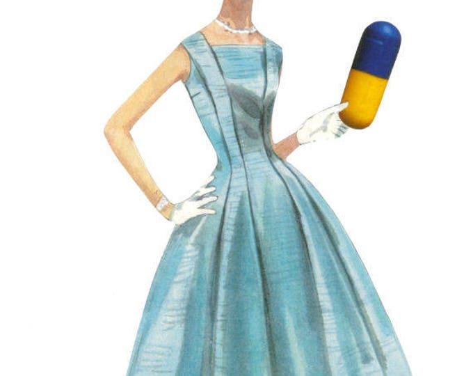 Pill Artwork, Meds Drug Art Collage