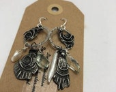 ABO Quirky Earrings  *reserved for RANATA