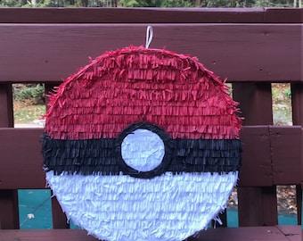 Pokeball Piñata