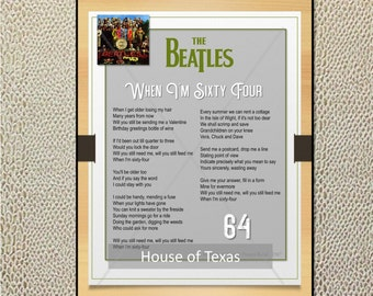 The Beatles - When I'm Sixty-Four - YouTube