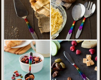 Newlyed Gift - Wedding Gifts - Rainbow Gift Set - Bridal Shower Gift - Group Wedding Gift - Gift Set - Wedding Gift Set - Engagement Gifts