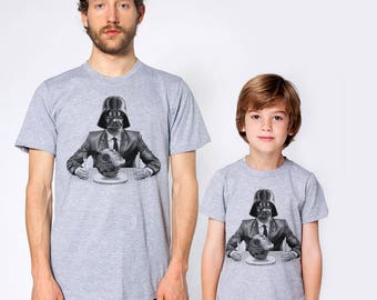 Father's day gift, Appetite for Destruction father son matching shirts, daddy and son, dad shirt, star wars matching set, family set shirts