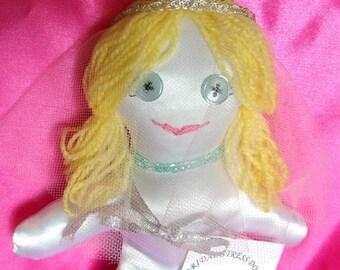Bride Wedding Stress Doll Dammit, Dang It or Dadgummit!