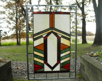 Large Prairie Style Panel