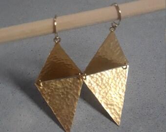 Diamond Shape Dangles