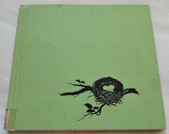 It's Nesting Time By Roma Gans Kazue Mizumura 1964 Hardcover Exlibrary Book