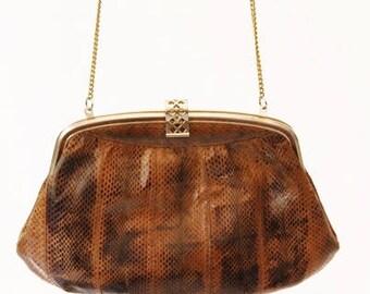 Richie Vintage Leather Bag