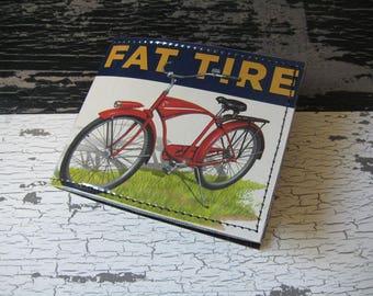 New Belgium Fat Tire Bi-Fold Beer Wallet