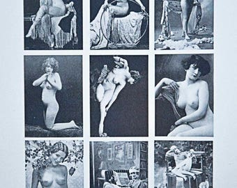 Victorian Pin Up Girls