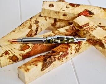 Camo Bullet Pen
