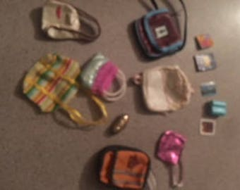 Vintage Barbie clothes and accessorys